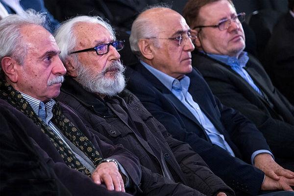 نبض بیمه-ایرج راد، رئیس هیات مدیره خانه تئاتر