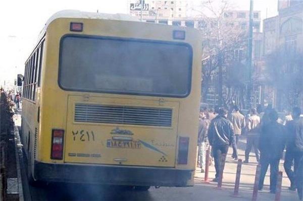 تجمع رانندگان اتوبوس در نبض بیمه